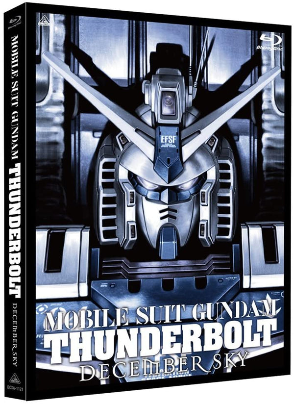 Mobile Suit Gundam Thunderbolt December Sky Blu-ray
