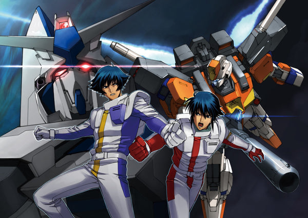 Delta Kai Vs Mass Production ZZ Gundam