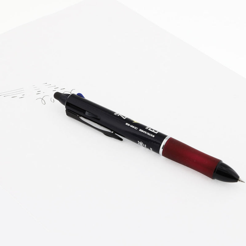 Principality of Zeon Frixion Ball 3 Metal Pen