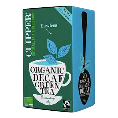 Green Tea Decaf Clipper