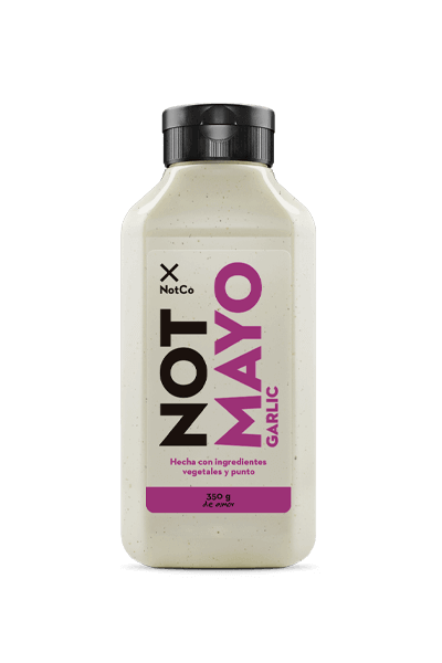 Not Mayo Ajo 350g Notco - farmacia-idini