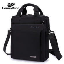 Load image into Gallery viewer, Carneyroad Handbag Men High Quality Waterproof Business Shoulder bags For Men Fashion Oxford Messenger Bags Ipad Crossbody bags