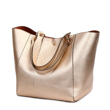 Load image into Gallery viewer, Luxury Leather Shoulder Bags for women 2019 Big Capacity Top-handle Totes Crossbody women Bag Large Purses and Handbags bolsa