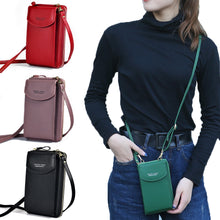 Load image into Gallery viewer, PU Luxury Handbags Womens Bags for Woman 2020 Ladies Hand Bags Women's Crossbody Bags Purse Clutch  Phone Wallet Shoulder Bag