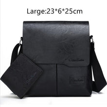 Load image into Gallery viewer, Celinv Koilm Man Messenger Bag 2 Set Men Leather Shoulder Bags Business Crossbody Casual Bag Famous Brand ZH1505/8068