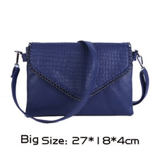 Load image into Gallery viewer, LYKANEFU Casual Small Bag for Women Messenger Bags for Women Shoulder Bags Cross Body Black Clutch Purse and Handbag Pu Leather