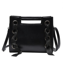 Load image into Gallery viewer, Fashion Handbag Bag Women's All-match Shoulder/Crossbody Bag Fashion Chain Square Sling Bag Rivet Bag