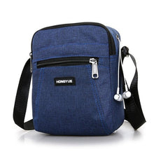 Load image into Gallery viewer, Male USB Charging Shoulder Bag Crossbody Chest Bag For Men Anti Theft Chest Waist Pack Trip Messenger Bags Single Strap Back Bag