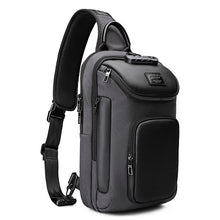 Load image into Gallery viewer, Large Capacity SUUTOOP Men Oxford Waterproof Multifunction Shoulder Bags Messenger Chest Sling Crossbody Bags Travel for Male