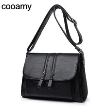 Load image into Gallery viewer, Women's Shoulder Bags High Quality PU Leather Handbags Tote All-match Crossbody Top-handle Bags Shell Messenger Bag
