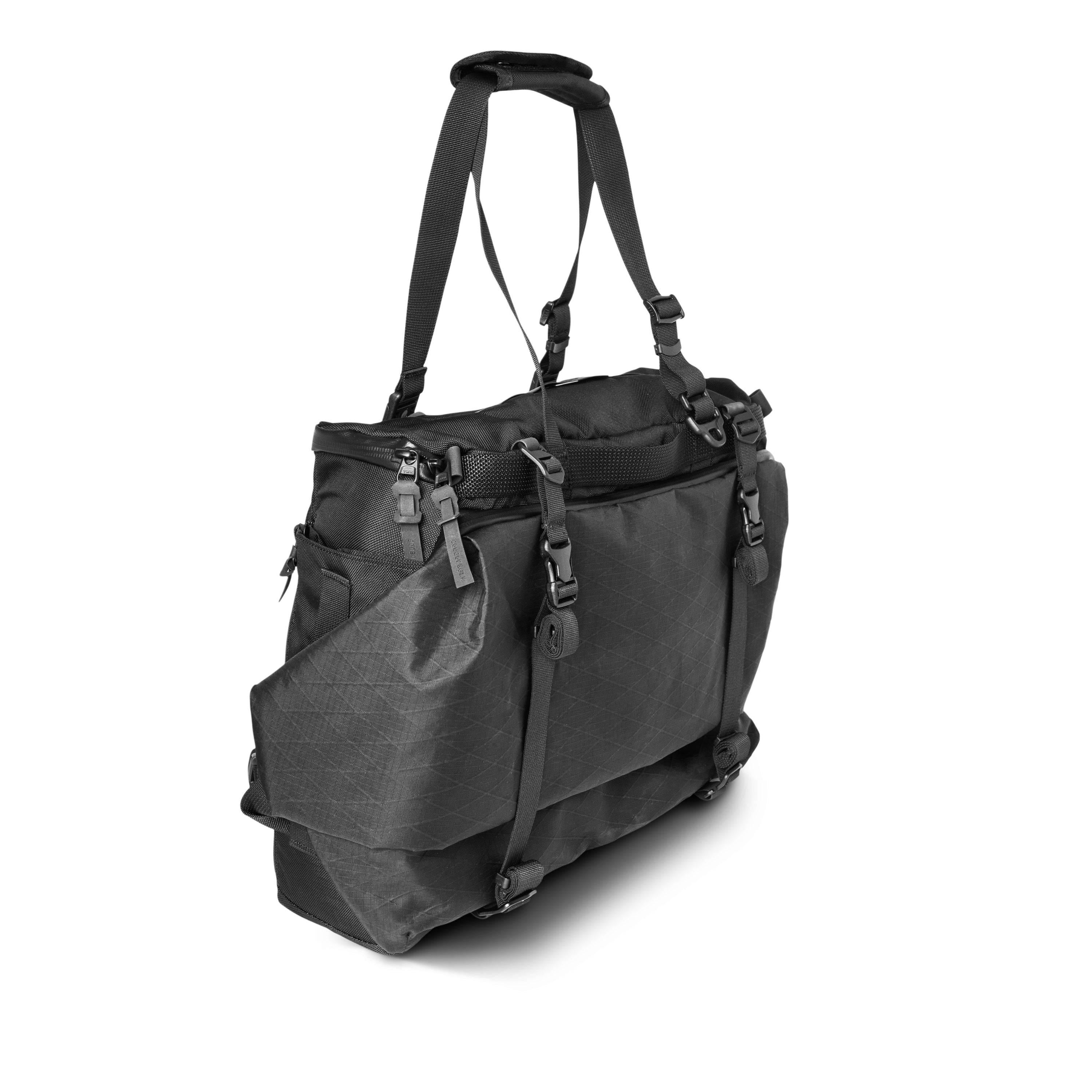 X-TOTE / 3-Way Messenger Tote
