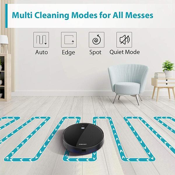 3-in-1 sweeping robot