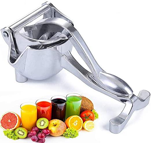 Heavy Manual Fruit Juicer (FREE Clever Cutter Worth ₹499 if Paid Online) || Offer valid till stock lasts!