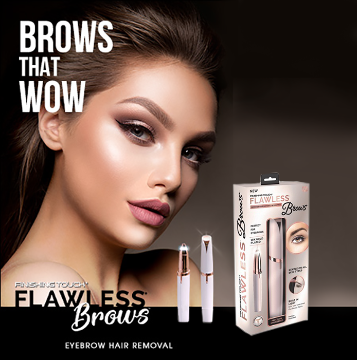 Flawless Eyebrow & Hair Trimmer