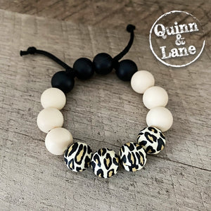 BRACELET | Adjustable (3-12yrs) - Leopard