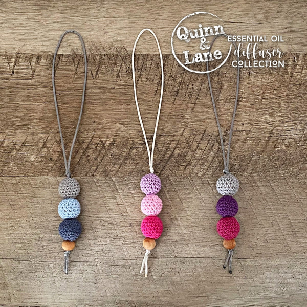 HANGING | Essential Oil DIFFUSER -  Solar Drop | MORE COLORS