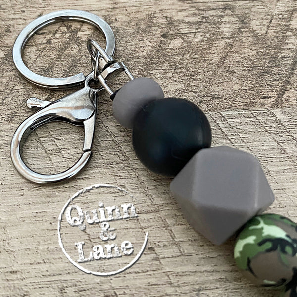 Bling it On! | KEY FOB - Camouflage