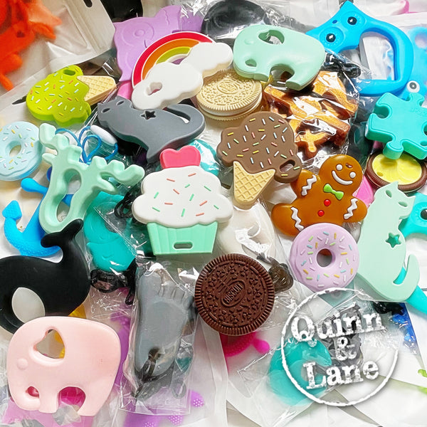 TOYS | Random Teethers & Pendants | MORE CHOICES