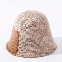 Load image into Gallery viewer, Knit Bucket Hat - MatchMatch
