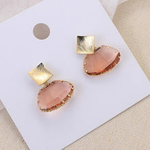 Load image into Gallery viewer, Crystal Drop Earrings - MatchMatch
