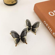 Load image into Gallery viewer, Butterfly Stud Earrings - MatchMatch