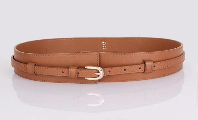 Women Medium Wide Belt - MatchMatch