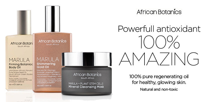 African Botanics at MyBeautyAvenue