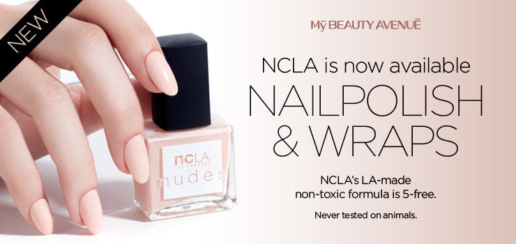 ncLA at MyBeautyAvenue