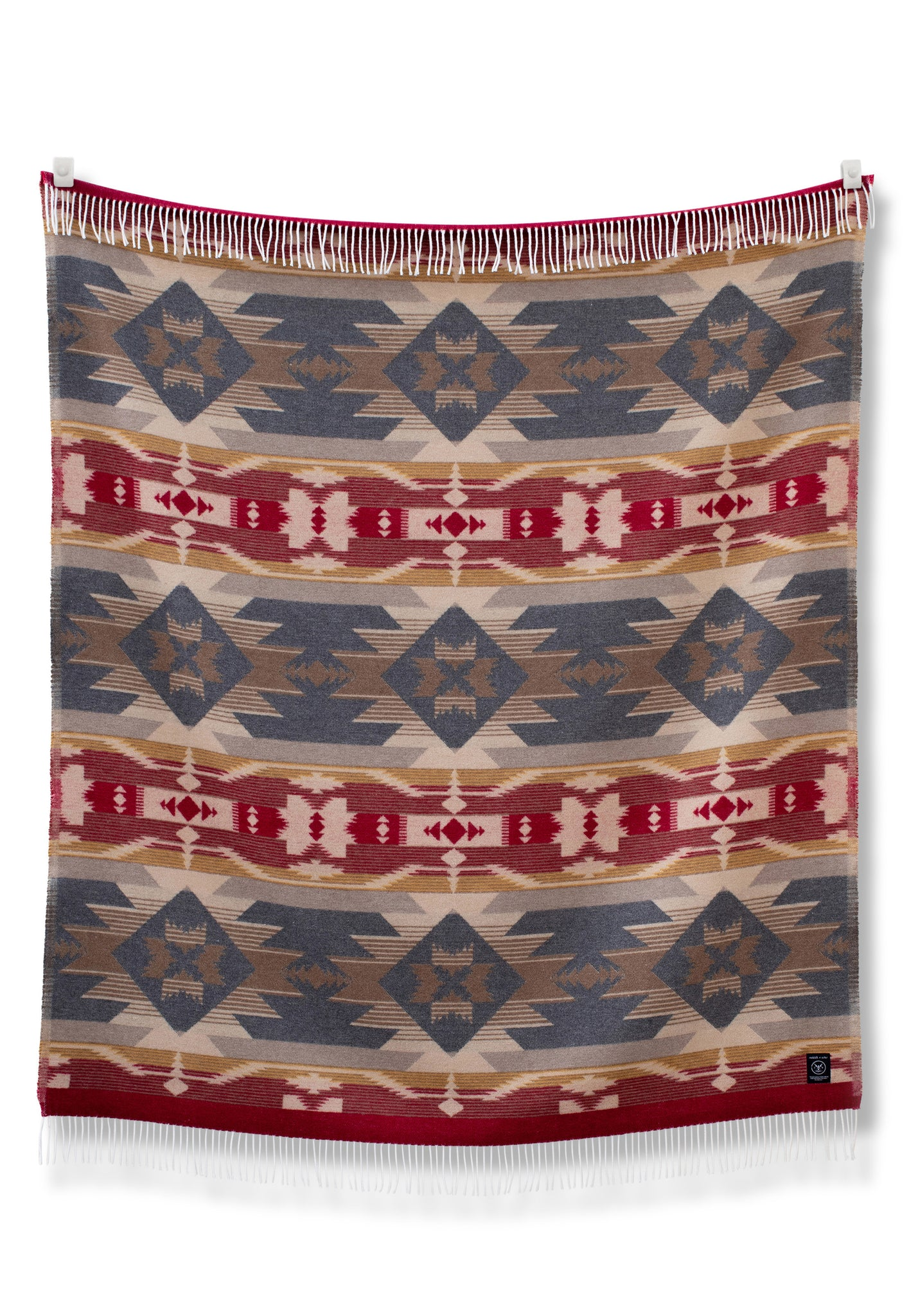 Sakcloth And Ashes Blanket