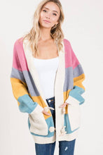 Load image into Gallery viewer, Multicolor Cardigan