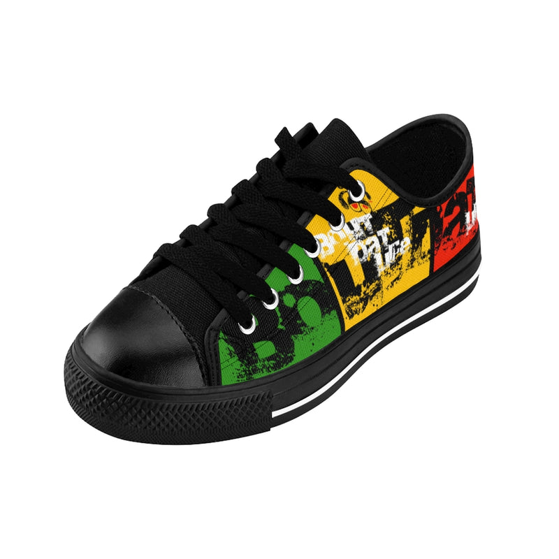 Rasta Signature Logo Men's Sneakers
