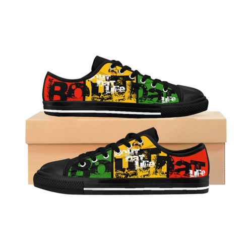 Rasta Signature Logo Women's Sneakers