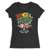 Reggae Legalized WeedHead T-Shirt for Her