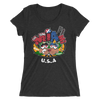 Reggae Miami USA T-Shirt for Her