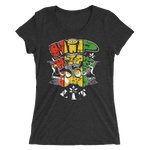 Rasta Hip Hype Lit T-Shirt for Her