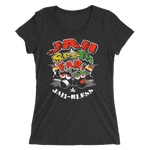 White Jah Bless T-Shirt for Her