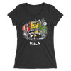 Rasta Seattle USA T-Shirt for Her