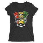 Rasta Roots Rock Reggae T-Shirt for Her