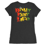 Rasta Ganja Gangsta T-Shirt for Her