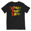 Rasta Stoners Unite V-Neck T-Shirt for Him