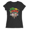 Reggae Jamaica Is Dope T-Shirt for Her