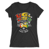 Rasta Legalized Weed Head T-Shirt for Her