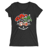 Reggae Ganja Gangsta T-Shirt for Her