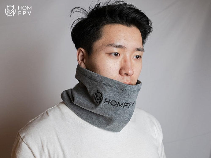 Neck Scarf Face Mask HOMFPV
