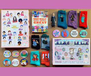 Our Countdown to November 2020 Feminist Gift Guide!