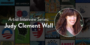 Artist Interview Series: Judy Clement Wall