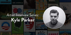 Artist Interview Series: Kyle Parker