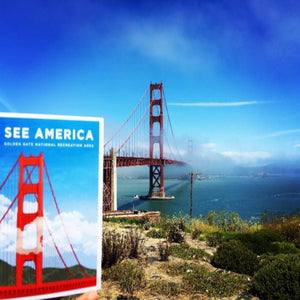 How One Traveller is Using CAN's Postcards to See America