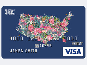 CAN x CARD.com: Do More Good with Activist Art Prepaid Debit Cards