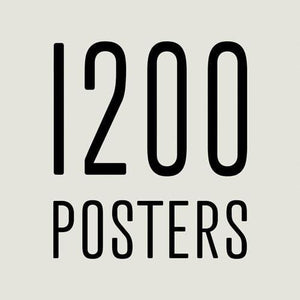 1200 Posters